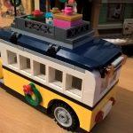 Set 10259 - Bus - Hinten