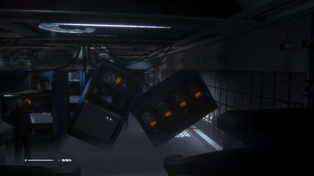 Alien: Isolation - Serverraum