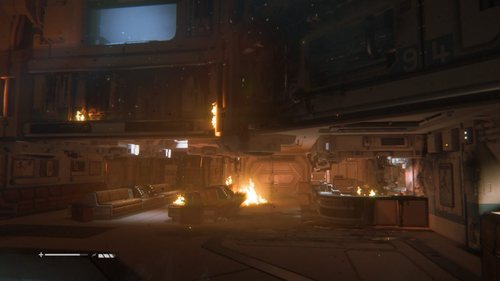 Alien: Isolation - Krankenstation