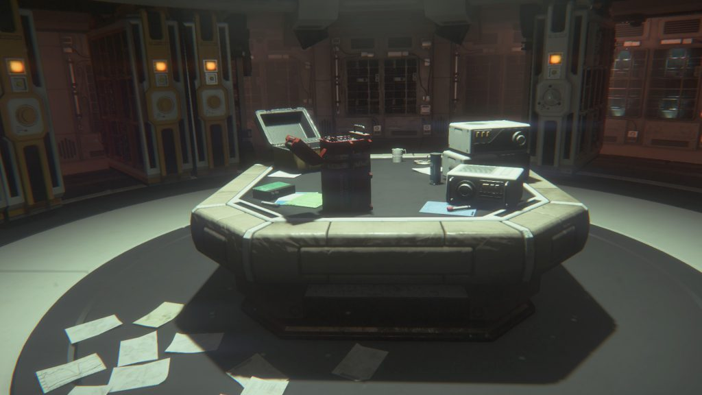 Alien: Isolation - Details