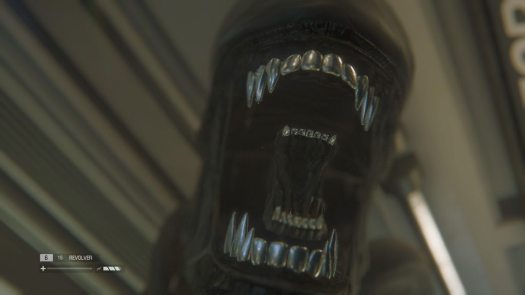 Alien: Isolation - Schrank