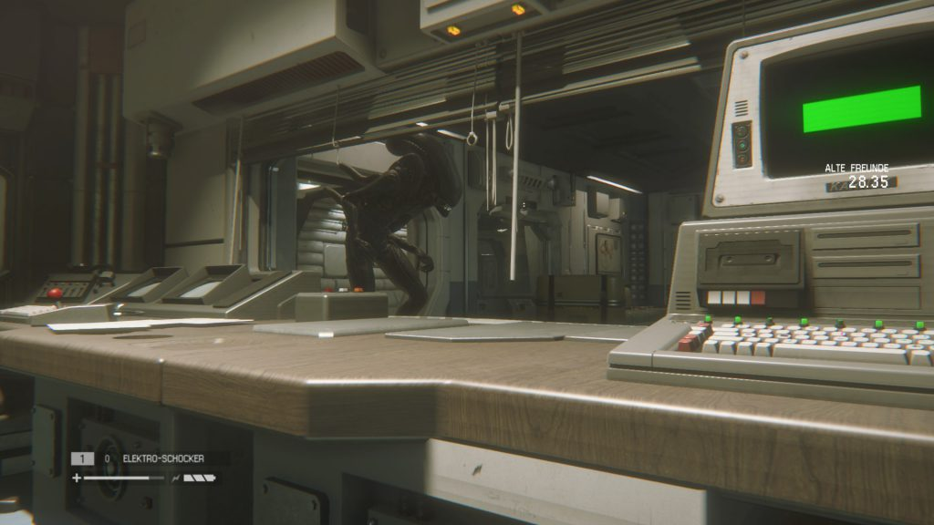 Alien: Isolation - Alien