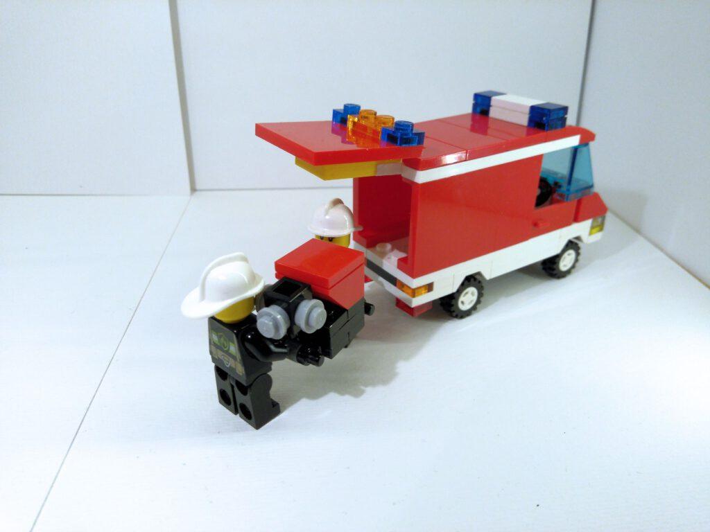 Noppenstein Feuerwehr Gerätewagen
