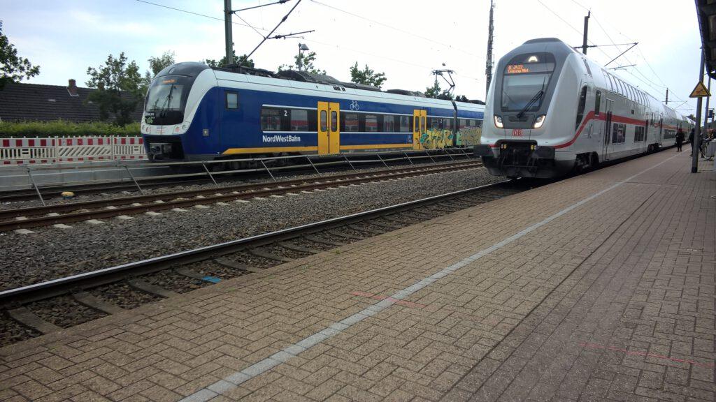 Bahnstrecke Oldenburg - Leer