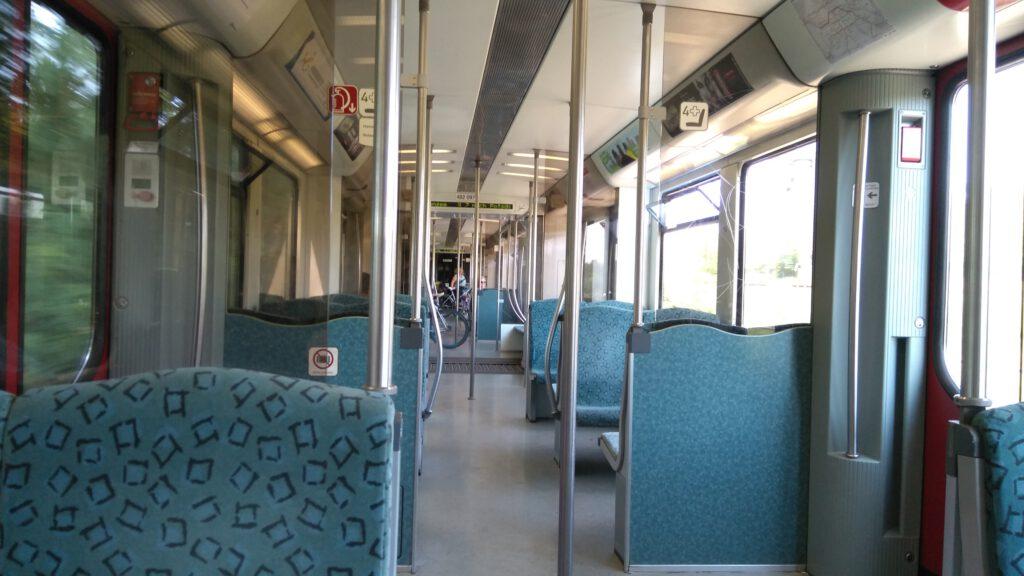 S42, Ringbahn, nach: Ring