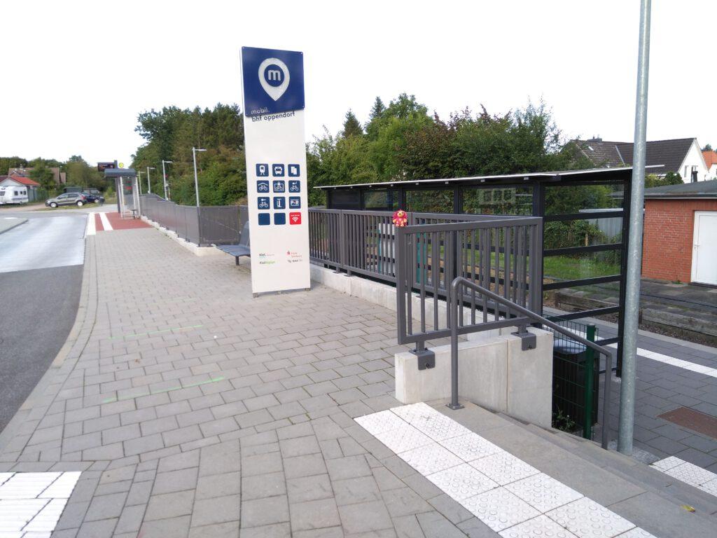 Mobilitätsknoten Oppendorf